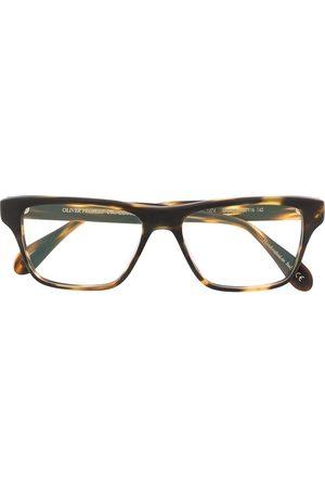 Oliver Peoples Osten round-frame glasses