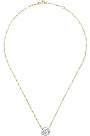 Kiki Mcdonough 18kt Signatures helio diamond necklace