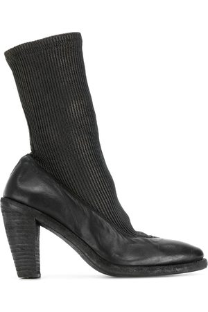 GUIDI Sock ankle boots