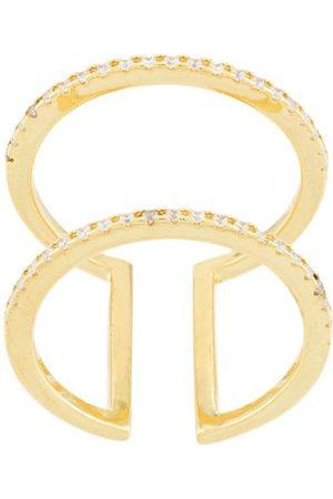 ESHVI Women Rings - Double ring