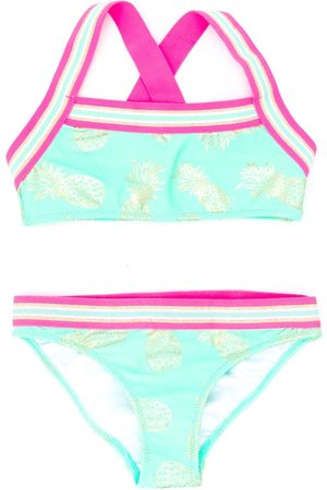 SUNUVA Printed two-piece bikini