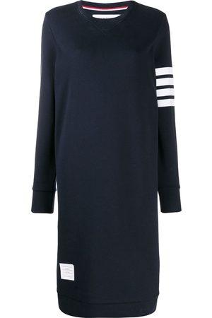 Thom Browne 4-Bar jumper-style midi dress