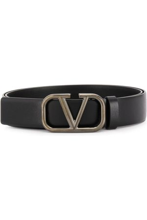 VALENTINO Men Belts - Garavani VLOGO belt