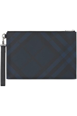 Burberry London Check pouch