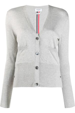 Thom Browne Women Cardigans - Relax Fit Cardigan