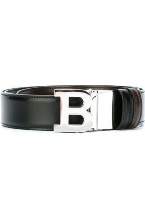 Bally Men Belts - Logo buckle belt