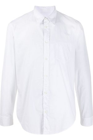 Maison Margiela Men Long sleeves - Long-sleeved cotton shirt
