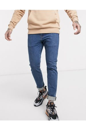 Levi's 510 skinny fit jeans in delray pier 4-way stretch mid wash