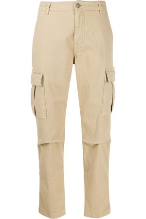 P.a.r.o.s.h. Slim-fit cargo trousers