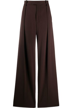 Bottega Veneta Wide-leg tailored trousers
