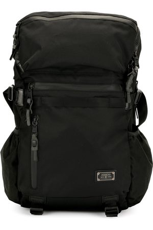 As2ov Canvas utility backpack