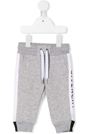 Givenchy Jersey logo tracksuit bottoms