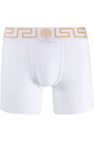 VERSACE Medusa Greek Key waistband boxers
