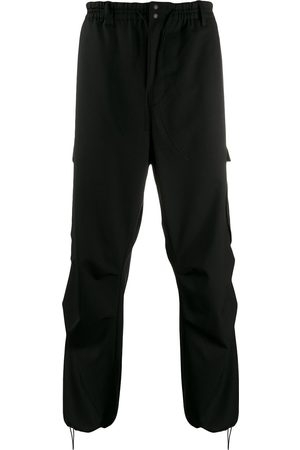 Y-3 CL plain cargo trousers