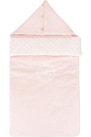 Dolce & Gabbana Logo print sleeping bag