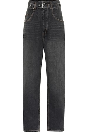 Isabel Marant Gloria high-rise carrot jeans