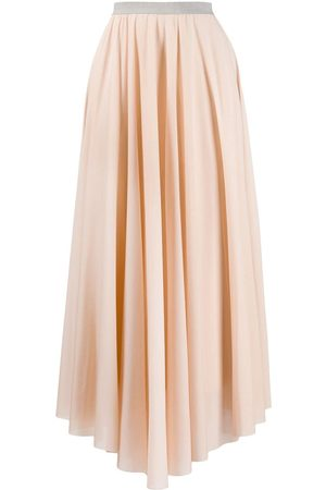 Fabiana Filippi Pleated midi skirt