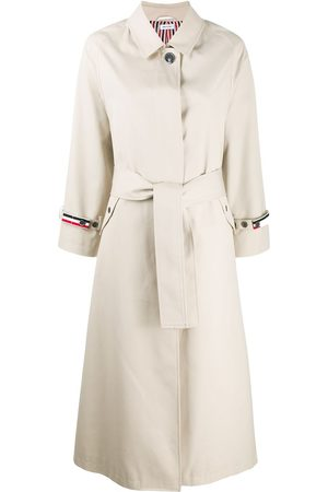 Thom Browne Waterproof Unconstructed Trench Coat