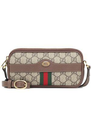 Gucci Ophidia GG Mini leather clutch