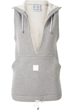 CHANEL Women Tank Tops - 2005's sport line sleeveless tops vest