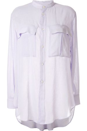 Y's Band collar blouse