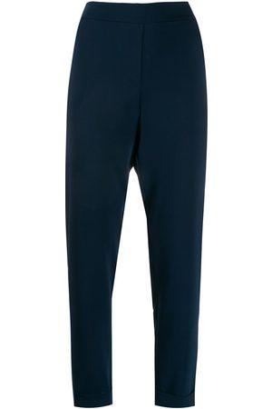 P.a.r.o.s.h. Women Skinny Pants - Elasticated slim-fit trousers