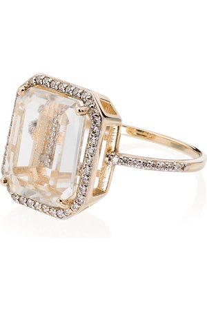 Mateo Women Rings - 14kt L initial ring