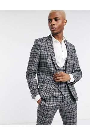 Twisted Tailor Suit jacket in check