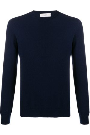 PRINGLE OF SCOTLAND Round neck fine knit jumper
