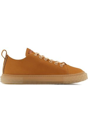 Giuseppe Zanotti Low top ridged sole sneakers