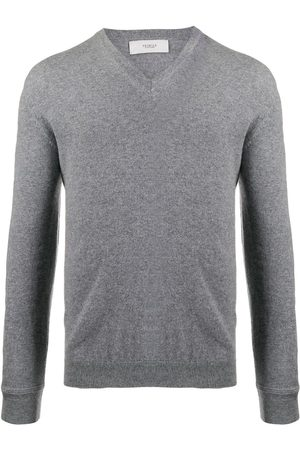 PRINGLE OF SCOTLAND V-neck cashmere jumper