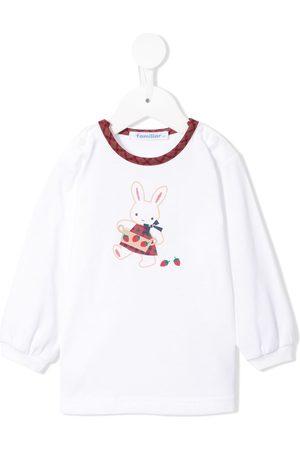 Familiar Bunny print pajamas