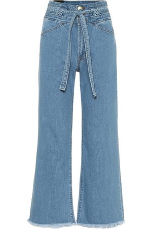 J Brand Sukey high-rise wide-leg jeans