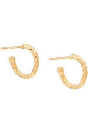 Alighieri The Morning Hour Hoop earrings