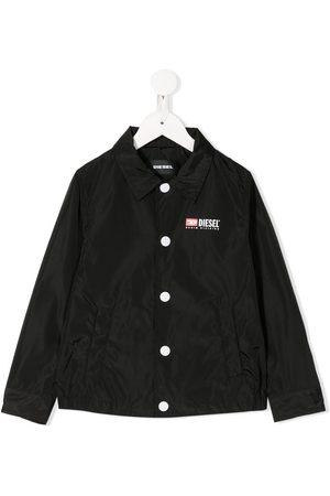 Diesel Shirt-style rain jacket