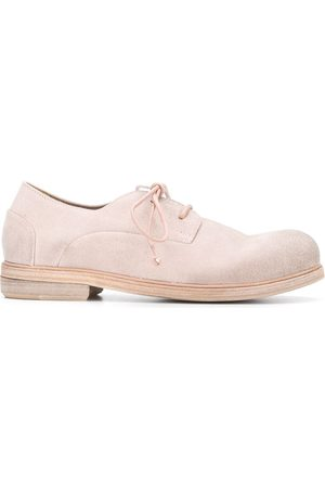 MARSÈLL Lace up suede shoes