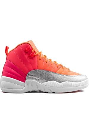 Nike TEEN Air Jordan 12 GS 'Sunset' sneakers