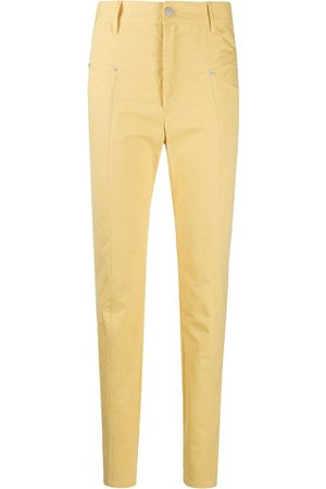 Isabel Marant High-waist tapered jeans