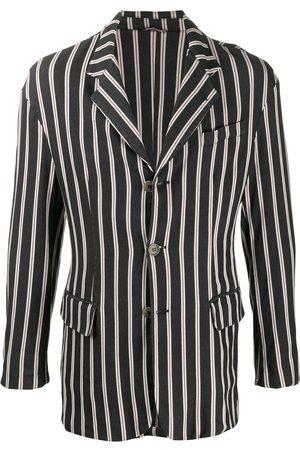 Dolce & Gabbana 1990s pinstriped blazer