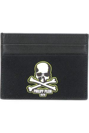 Philipp Plein Skull patch cardholder