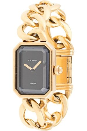 CHANEL Premiere chain wristwatch