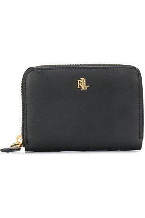 LAUREN RALPH LAUREN Women Wallets - Monogram plaque wallet