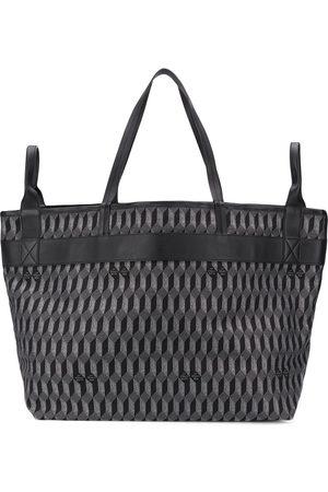 Audepart Geometric large tote bag