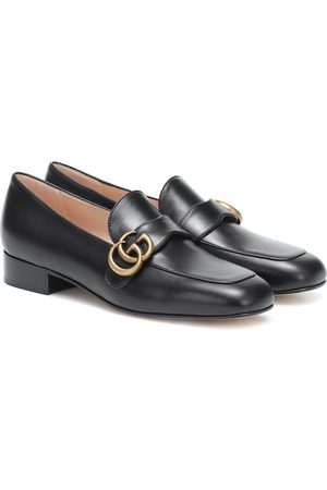 Gucci Women Loafers - Leather loafers