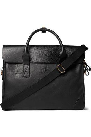 Bennett Winch Men Briefcases - Full-Grain Leather Briefcase