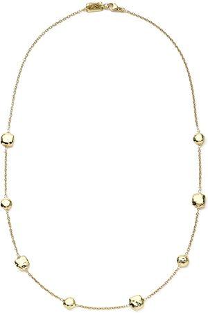 Ippolita 18kt Station necklace