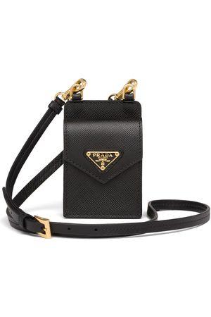 Prada Women Bags - AirPods lanyard pouch bag