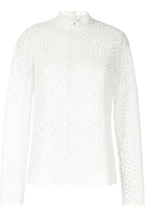 Macgraw Embroidered Majestic blouse