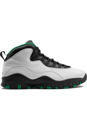 Jordan Air 10 'Seattle Supersonics' sneakers