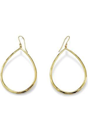 Ippolita 18kt large teardrop earrings